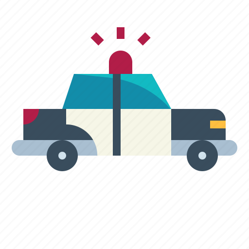 Car, emergency, police, security, vehicle icon - Download on Iconfinder
