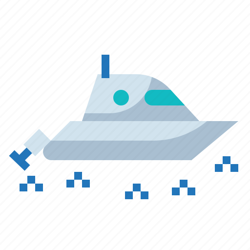 Boat, ship, speed, yacht icon - Download on Iconfinder