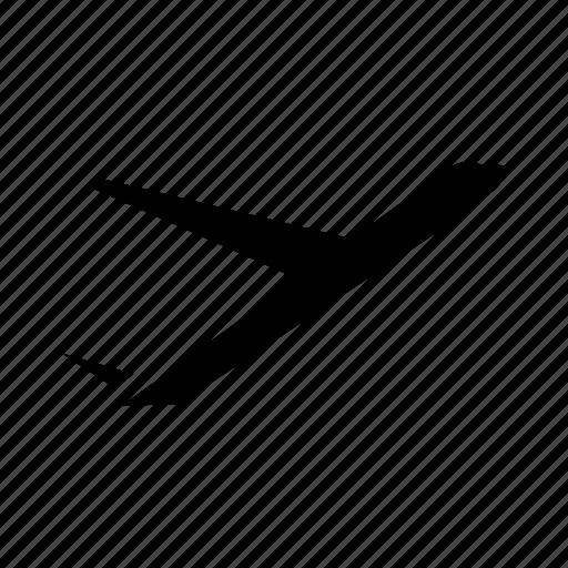 aeroplane, airplane, arrival, departure, flight, plae, transportation icon