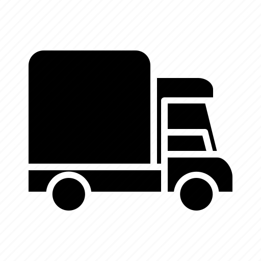 cargo, delivery, goods vehicle, mini truck, transport, transportation, truck icon