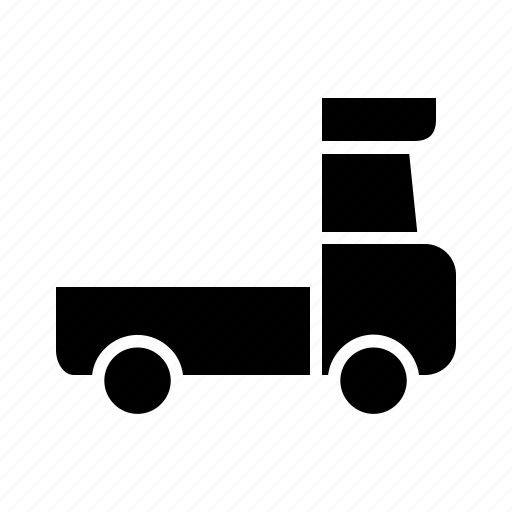 cargo, delivery, goods transportation, mini truck, transport, truck, vehicle icon
