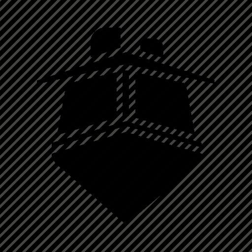 boat, cruise, cruiser, sailboat, ship, transportation, vehicle icon