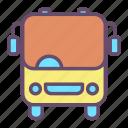 school, bus