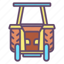 tractor, 1