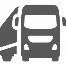cargo, highway, highway truck, logistic, tractor, transportation, truck icon