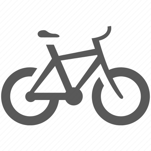 bicycle, bike, transportation, velo icon
