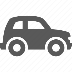 auto, car, suv, transportation, wheel icon
