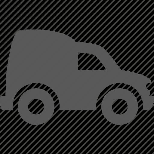 auto, car, mini, transport, transportation, van icon