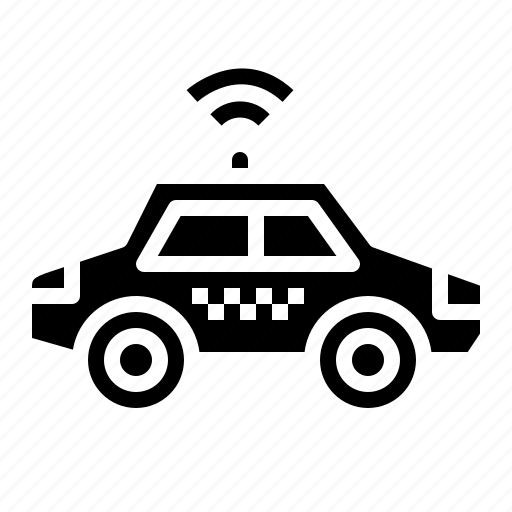 Cab, car, taxi, transport icon - Download on Iconfinder