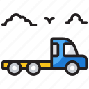 delivery cargo, delivery services, delivery truck, delivery vehicle, logistics icon