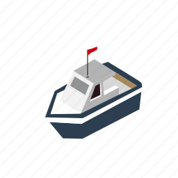 barque, boat, ship, transport, transportation, vehicles icon