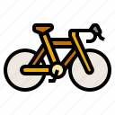 bicycle, bike, human, sport, transport icon