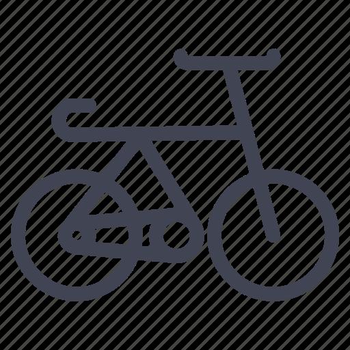 bicycle, bike, cycling, transport, transportation, vehicle icon