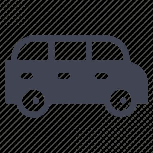 car, limousine, transport, transportation, vehicle icon