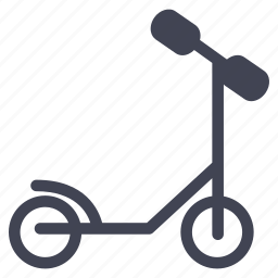 game, scooter, toy, transport, transportation, vehicle icon