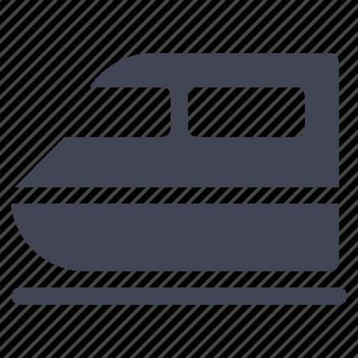 railway, train, transport, transportation, vehicle icon