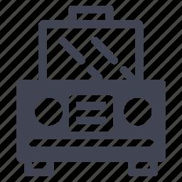 bus, transport, transportation, truck, vehicle icon