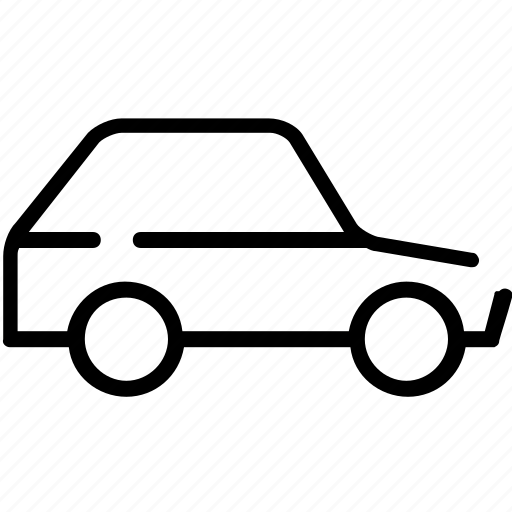 Auto, automobile, car, saloon car, transport, transportation, vehicle icon - Download on Iconfinder