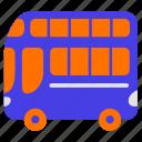 bus, bus tour, car, traffic, transport, transportation, travel icon