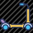 kick, kids, ride, scooter, sport, toy, transport