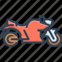 bike, motorbike, transport, travel, vehicle