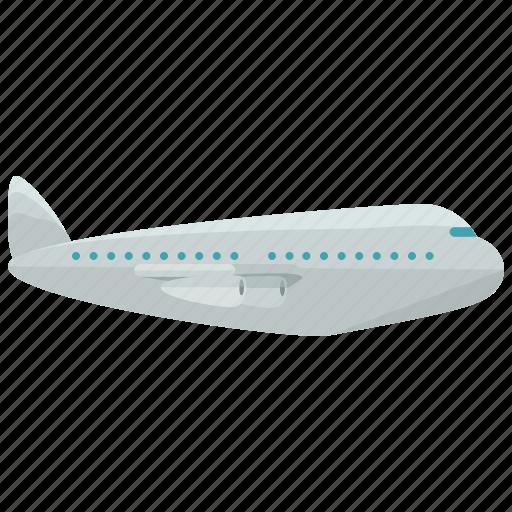 aeroplane, airplane, flight, plane, transport, transportation, travel icon