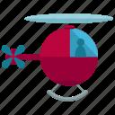 helicopter, travel, transportation, transport, chopper, vehicle