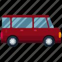 hunchback, van, travel, transportation, transport, vehicle
