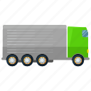 lorry, transportation, truck, delivery, transport, vehicle
