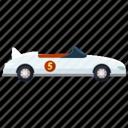 car, race, transport, transportation, travel, vehicle icon