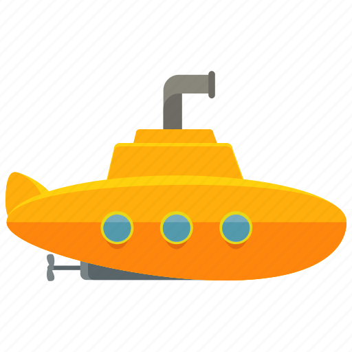 ship, submarine, transport, transportation, travel, vehicle icon
