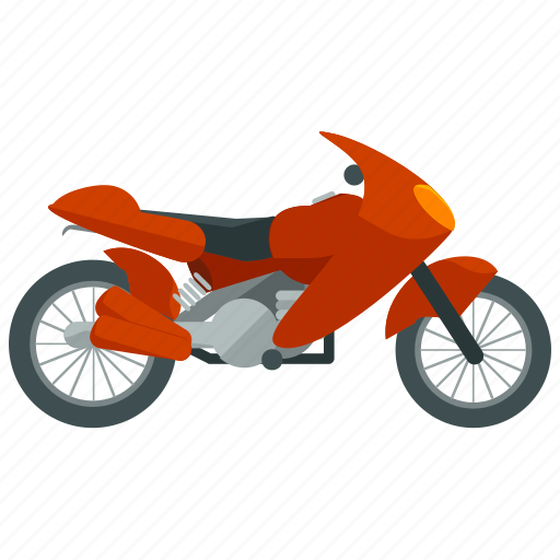 motorcycle, speed, transport, transportation, travel, vehicle icon