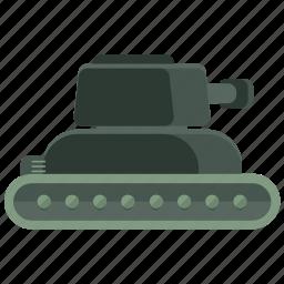 military, tank, transport, transportation, travel, vehicle icon