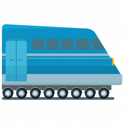 train, transport, transportation, travel, vehicle icon