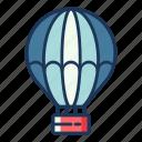 air, balloon, travel, transportation, vehicle