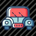 classic, car, vehicle, transportation, transport