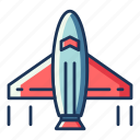 rocket, spaceship, spacecraft, vehicle, transportation
