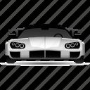 car, race, racing, racing car, speedcar, sportscar, transportation icon