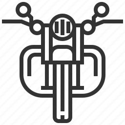 automobile, car, delivery, motorcycle, traffic, transport, transportation icon