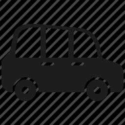 car, sedans, transport, vehicle icon
