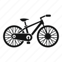 bicycle, bike, cycle, healthy, pedal, travel, wheel icon
