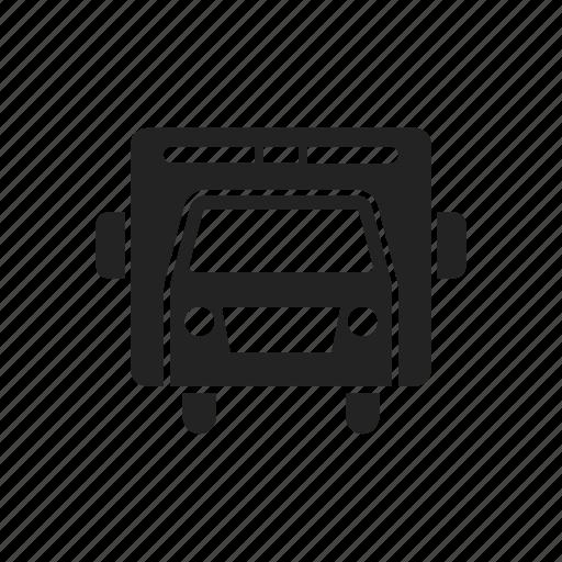 ambulance, public, transportation icon
