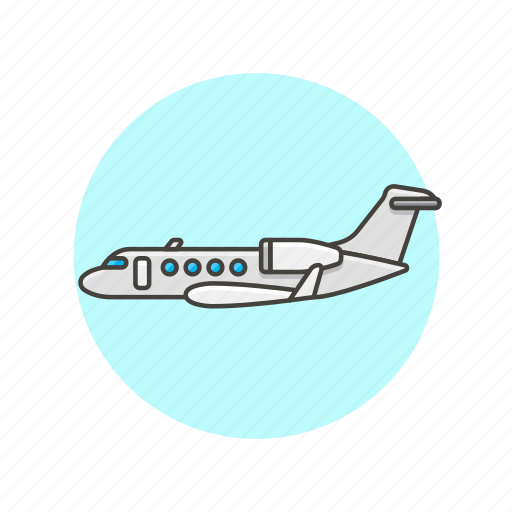 air, airplane, business, fly, transportation, travel, vehicle icon