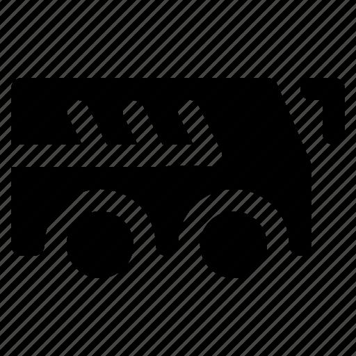 bus, bus school, transport, transportation icon