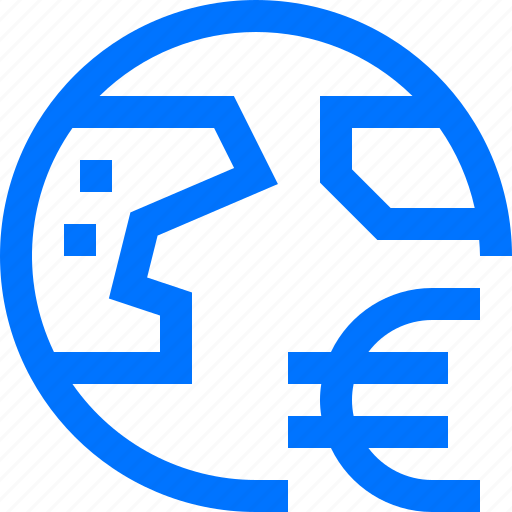 currency, dollar, exchange, logistic, money, transportation, world icon