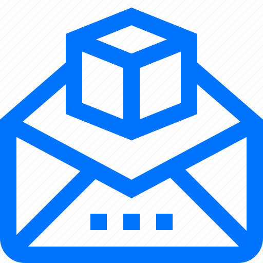 box, logistic, mail, parcel, product, send, transportation icon