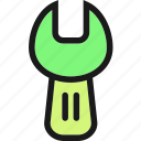 car, damage, fix, pliers, repair, screwdriver, transportation icon