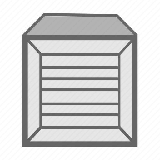 box, cargo, delivery, logistics, package, product, shipment icon