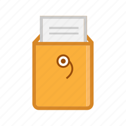 business, doc, documents, folder, office, page, paper icon