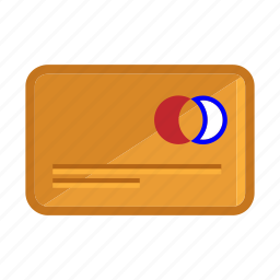 business, card, credit, debit, delivery, finance, payment icon